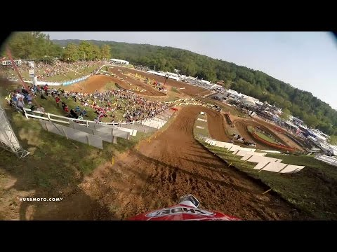 2016 MXoN Motocross Video Thomas Kjer Olsen