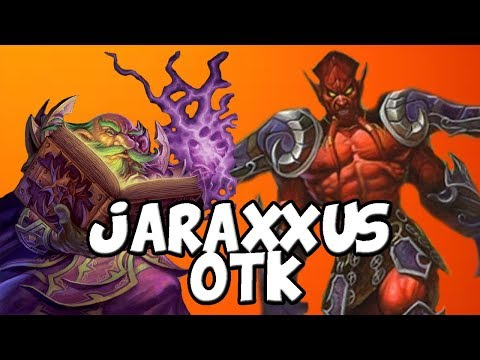 Giving Your Opponent Jaraxxus + Sacrificial Pact