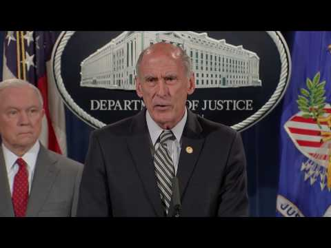 Director of National Intelligence Daniel Coats to prospective leakers: 'We will find you'