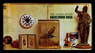 TEN YEARS AFTER - Cricklewood Green (1970 vinyl rip) 🇬🇧 Progressive Blues Rock/Electric Blues