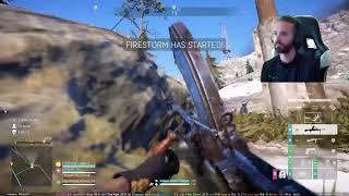 Battlefield 5: Firestorm - Battle Royale - Top 10 in Wins & Kills