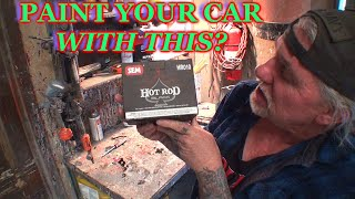 SEM Hot Rod Black Paint Kit - Should I Paint My Car With This STUFF?