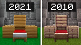 I Played Bedwars Wİth the Oldest Texture Packs