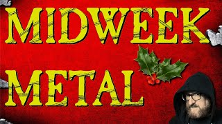 Midweek Metal Episode 154 - Brian Posehn, Burgers & Stolen Guitars