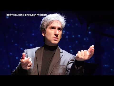 "Hershey Felder stars in one-man play ""Our Great Tchaikovsky"""