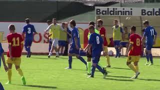 Serie D Girone D - Sammaurese-Mezzolara 1-1