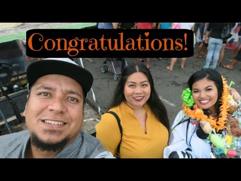 Hawaii High School Graduation | VLOG #48