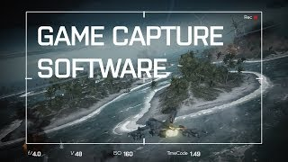 The best Game Capture Software? Fraps - Dxtory - Shadowplay