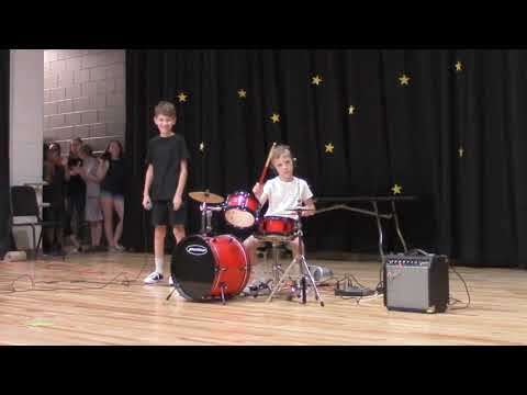 """Roar"" - Rolesville Elementary School Talent Show (4-28-17)"