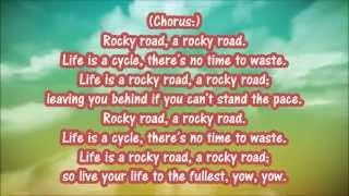 Video Alborosie - Rocky Road (Lyric Video) download MP3, 3GP, MP4, WEBM, AVI, FLV Agustus 2018