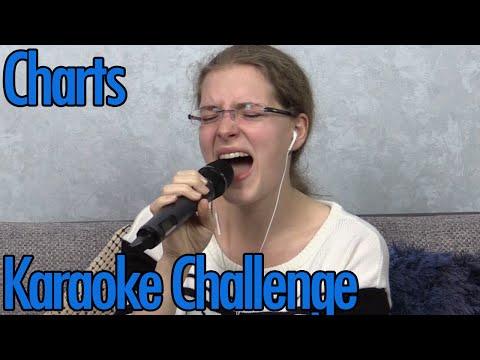 Karaoke Challenge - Chart Songs