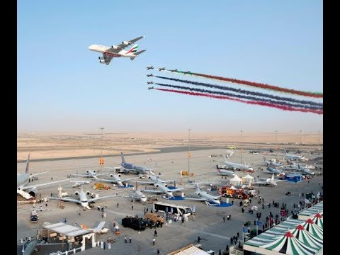 Dubai Airshow 2017 Complete Video HD 1080P