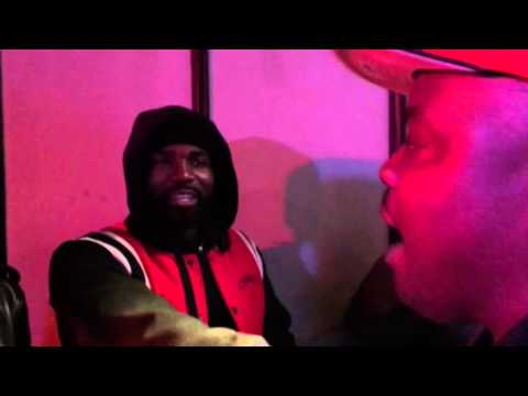 Tsu Surf, Tay Roc & Suge giving E Ness a hard time at URL BORN LEGACY 2