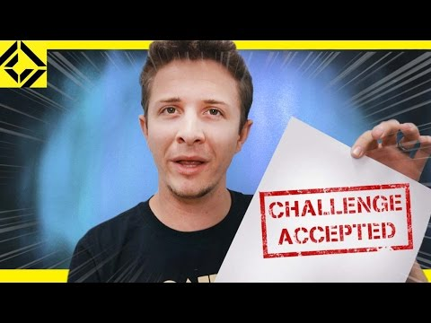 The Paper CHALLENGE | Camera Lenses Explained