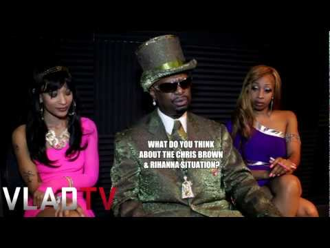"Don Magic Juan ""Chris & Rihanna Broke Up Over the Media"""