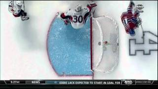 Torrey Mitchell wrap around goal 1-1 Ottawa Senators vs Montreal Canadiens April 15 2015