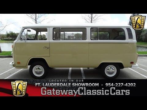 #464 1975 VolksWagen Type 2