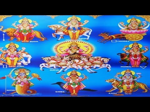Navagraha   Informations about the Nine Planets