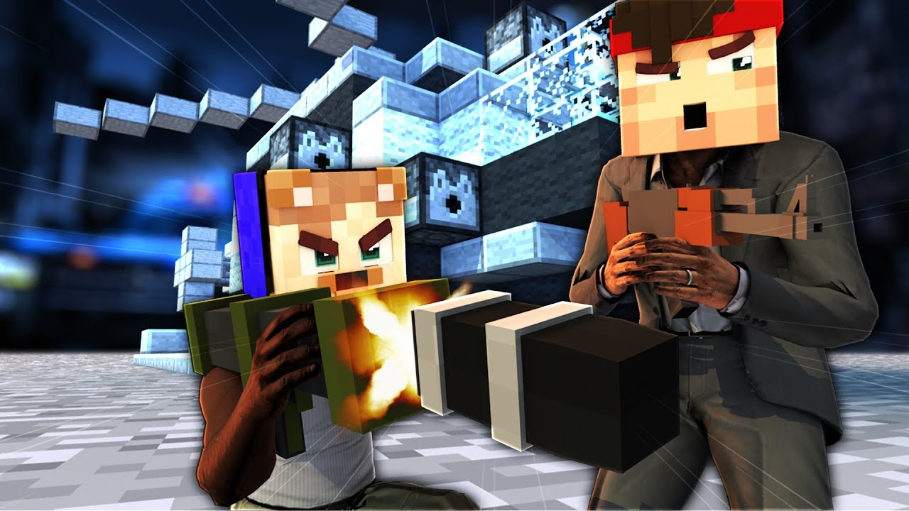 Dieser Server Ist Unglaublich Gta In Minecraft Mit