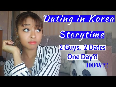 Another Dating in Korea Storytime