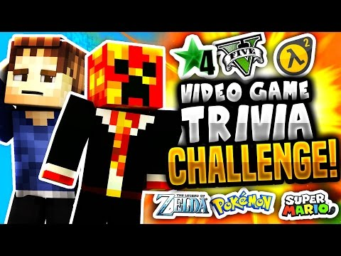 VIDEO GAME TRIVIA CHALLENGE!