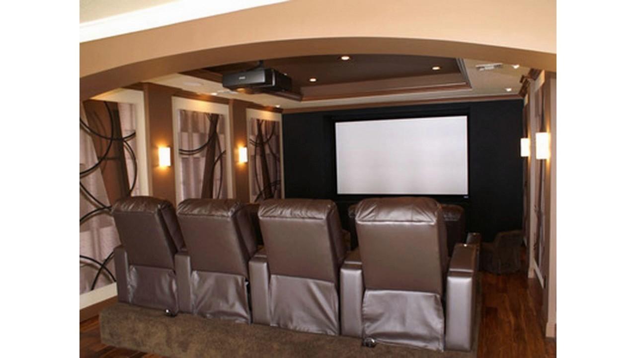 Ideas para salas de cine en casa youtube - Sala de cine en casa ...