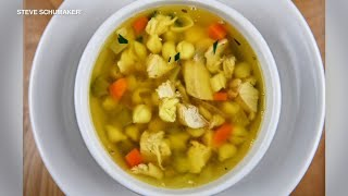 Northbrook's Grill House shares easy soup recipe to warm you up