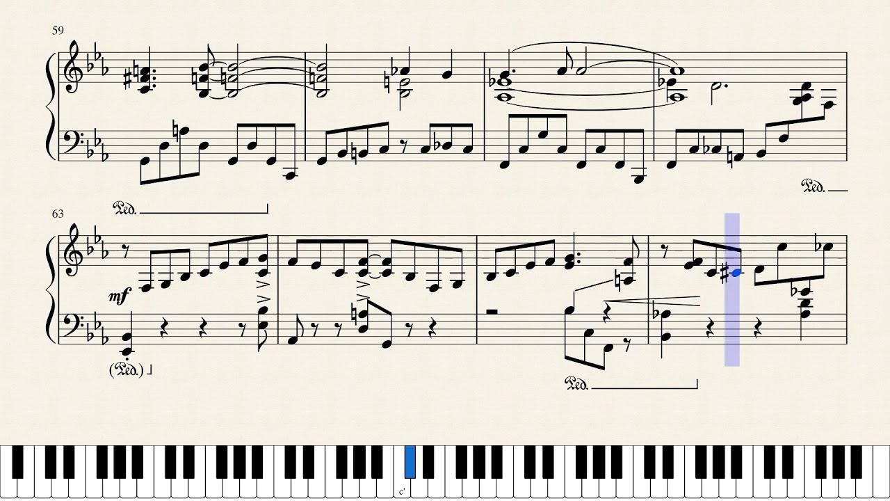 8 Concert Etudes op. 40