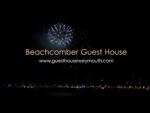 Beachcomber Guest House In Weymouth, Dorset