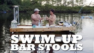 SWIM-UP BAR: Stools
