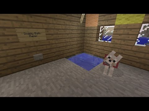 Minecraft Xbox - Doggy Bath Maker - (25)