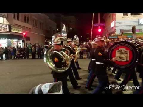 Hollywood Christmas parade 2016