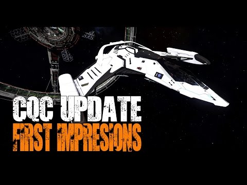 Elite: Dangerous - Imperial Eagle & Update 1.4 Impressions and First Look - Part 1