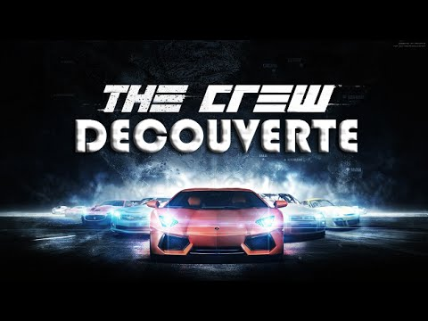 fr the crew d couverte de mon 1er jeu de course 1080p ps4 youtube. Black Bedroom Furniture Sets. Home Design Ideas
