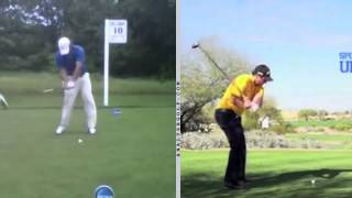 Swing Analysis - Patrick Reed