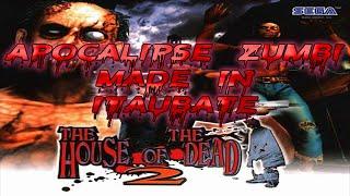 [SeuLungaFace] Kit apocalipse zombie made in itaubaté no HOD2