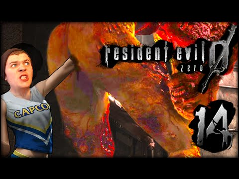 RIGHT UP THE ASSHOLE| Resident Evil 0 HD Remaster (PART 14)