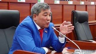 """Депутат: """"Кыргыз өкмөтүн сындаган орусиялык саясатчыга өкмөт башчы жооп берсин!"""""""