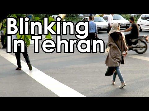 Blinking In Tehran | پلک زدن در تهران