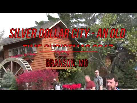 Silver Dollar City Walk Through 11-04-2017