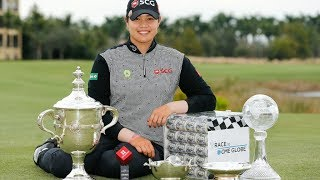 Ariya Jutanugarn Highlights Final Round 2018 CME Group Tour Championship