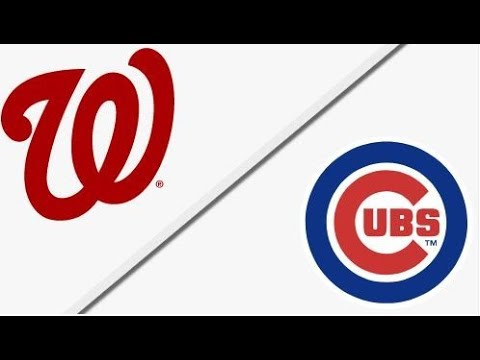Washington Nationals vs Chicago Cubs | NLDS Game 4 Full Game Highlights