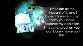 Ne-yo - Because of you Lyrics