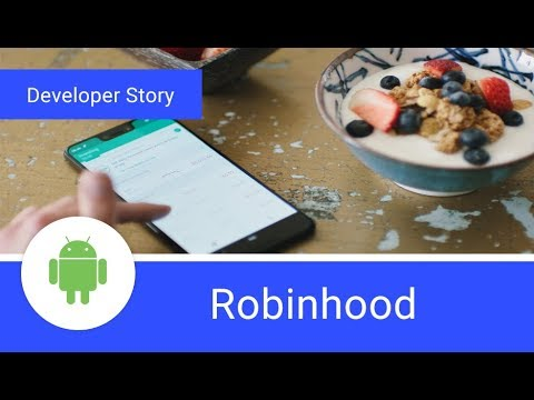 Android Developer Story: Robinhood uses Jetpack to help write clean, poetic code