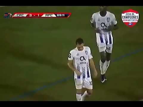 Gol de Pablo Marisi (Atlántico FC) vs Cibao FC - Jornada 18 LDF