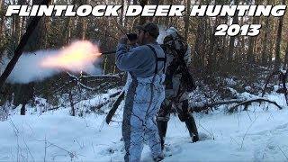 Flintlock Muzzleloader Deer Hunting 2013 - Brady