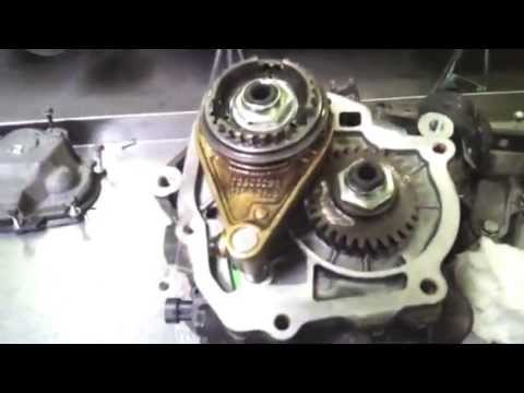 Fiat 500 Abarth LSD (Limited Slip Differential) installation