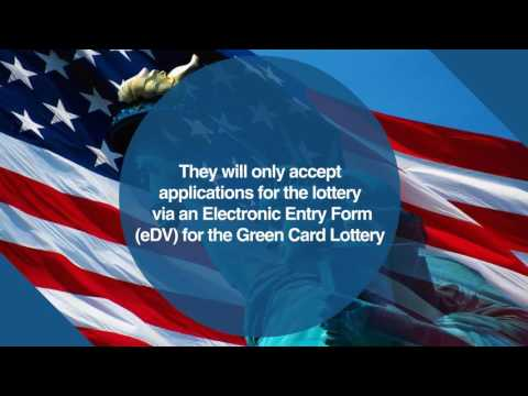 The Upcoming American Visa Lottery Program DV-2018