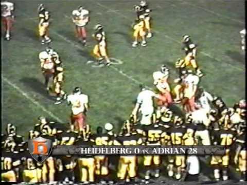 Heidelberg Football 1991 Part 1