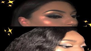 I Tried Following A Sheslulu Makeup Tutorial | Makeup Kristian